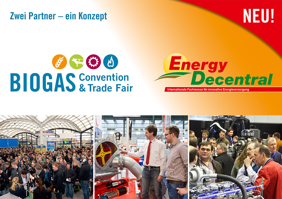 Biogas Convention & Trade Fair Nürnberg