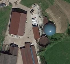 Biogasanlage Mundigl, Taufkirchen-Vils