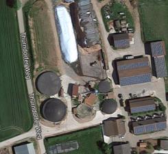 Christian Schneider Biogas, Külbingen
