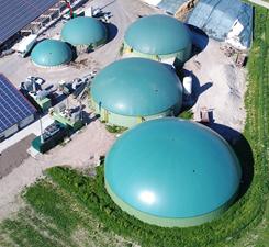 Biogasanlage Möckenau