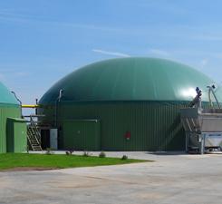 Biokraftwerk Röshof
